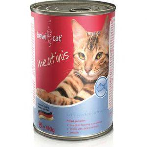 Bewi Cat Meatinis Salmon