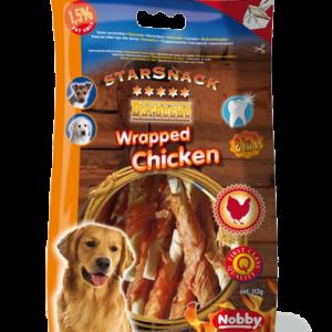 Starsnack Barbecue Wrapped Chicken