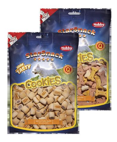 Starsnack Cookies