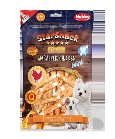 Starsnack Mini Wrapped Chicken